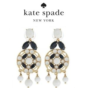 ♠️Kate Spade♠️ Jeweled Tile Earrings